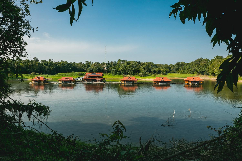 Brasilien Amazonas Tefe: Uakari Lodge 5 Tage Reisebaustein