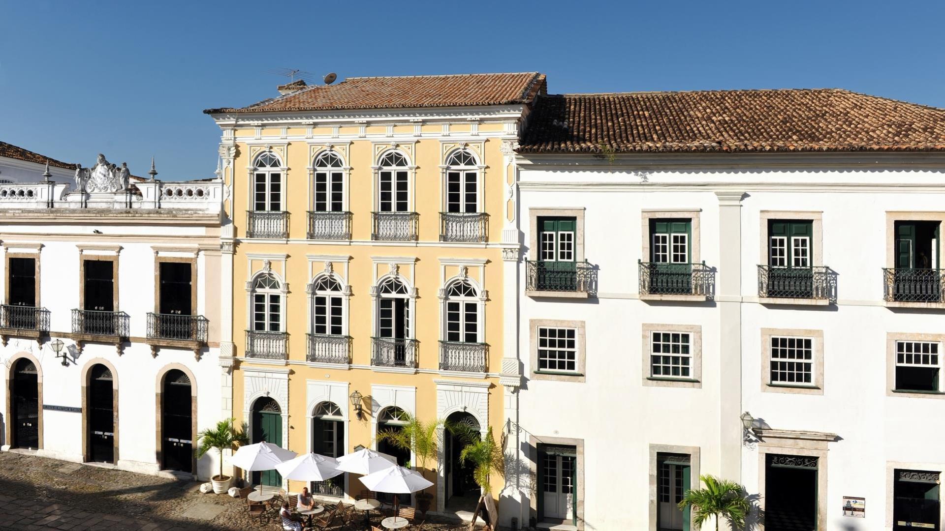 Brasilien Salvador: Superior Hotel - Hotel Villa Bahia