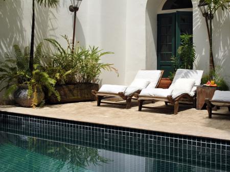 Hotel Villa Bahia Pool