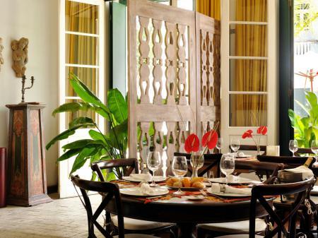 Hotel Villa Bahia Restaurant