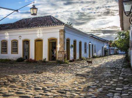Historische Altstadt von Paraty