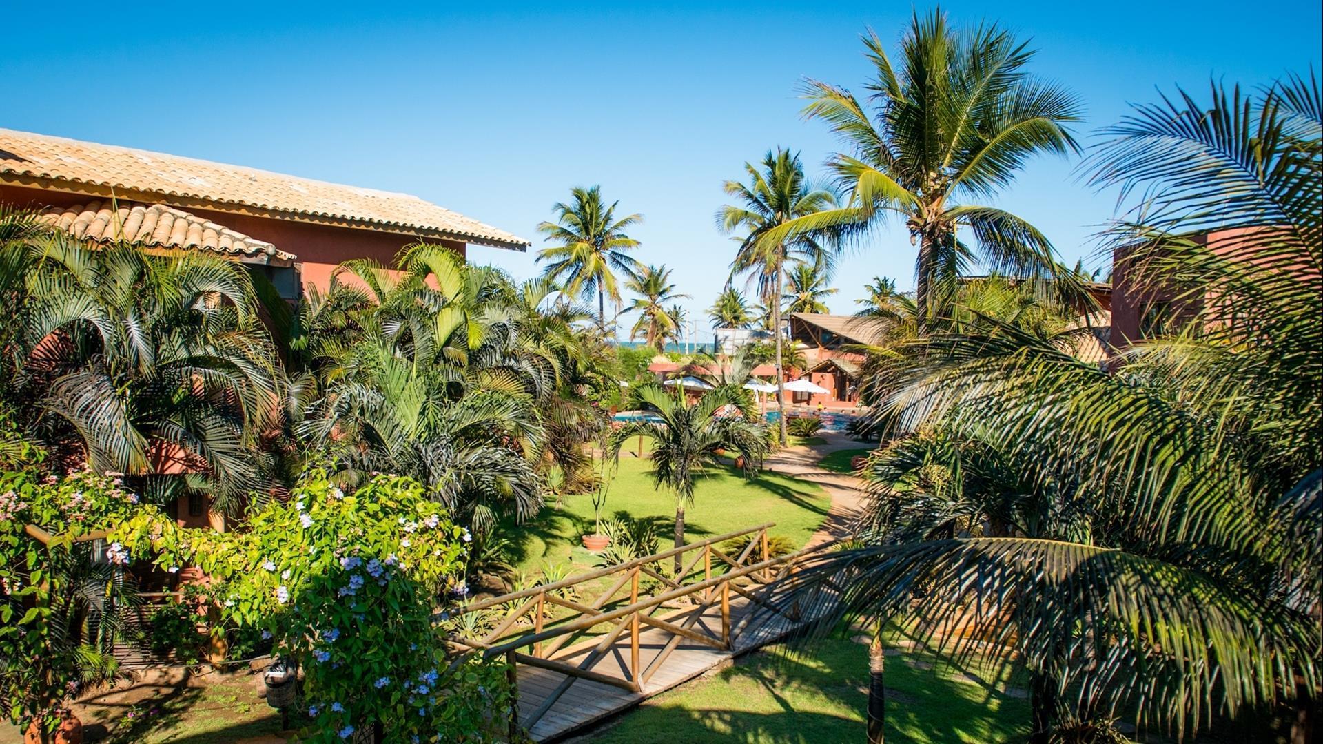 Brasilien Aracaju: Superior Hotel - Hotel Aruana Eco Praia