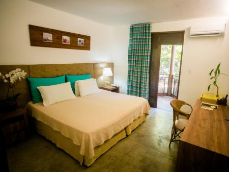 Hotel Aruana Eco Praia Premium Zimmer