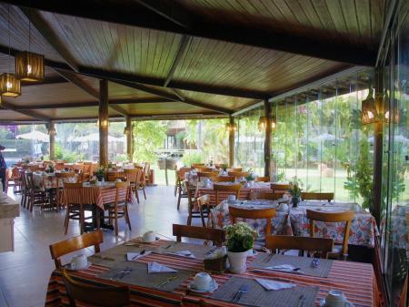 Hotel Aruana Eco Praia Restaurant