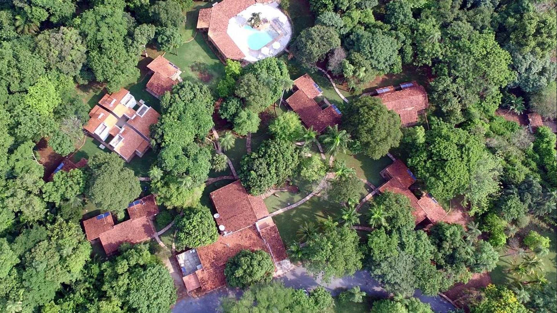 Brasilien Bonito: Landestypische Unterkunft - Pousada Olho d' Agua
