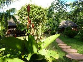 Peru Corto Maltes Amazonia Lodge Weg