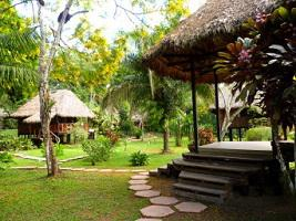Peru Corto Maltes Lodge Bungalows