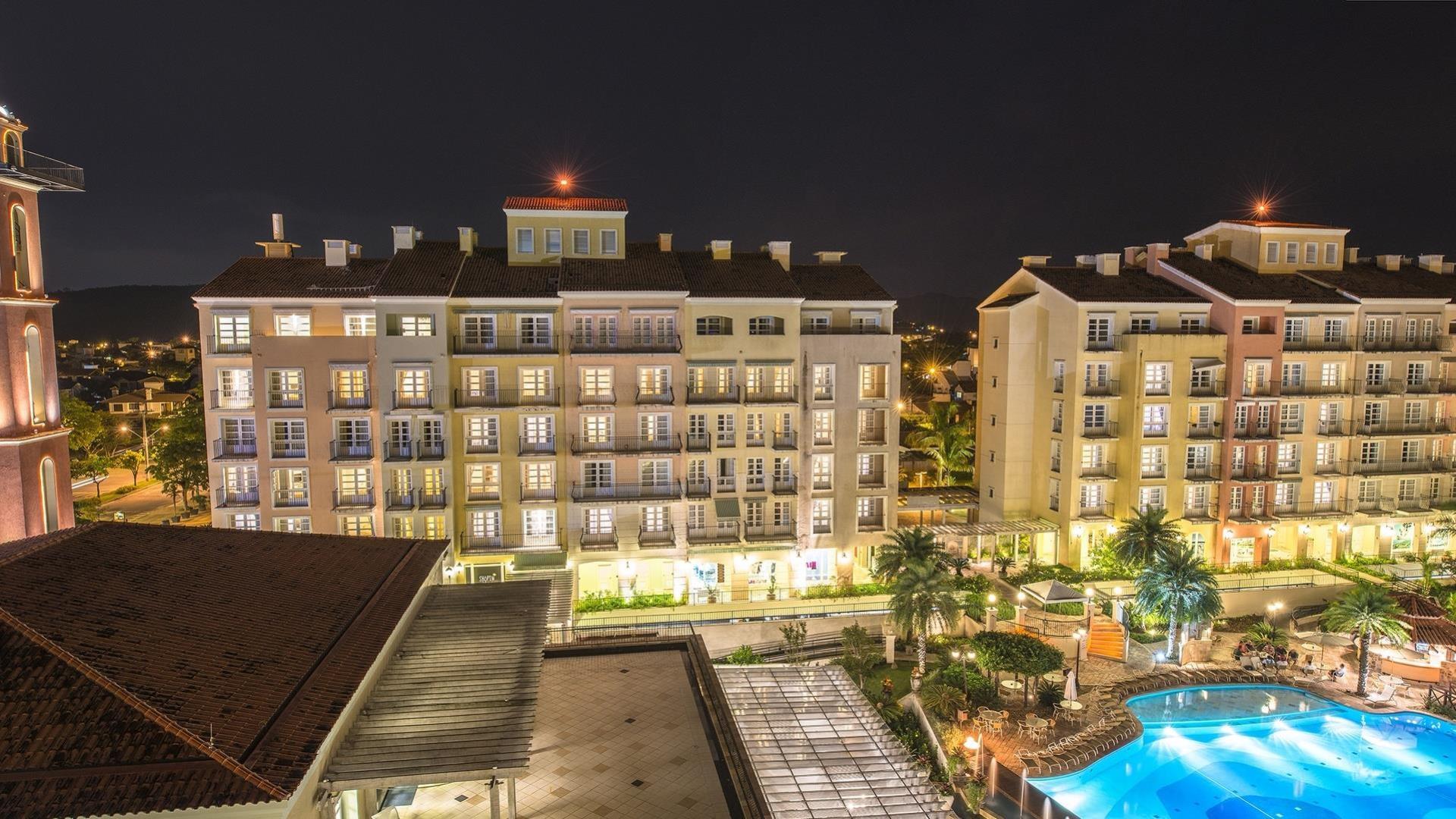 Brasilien Florianopolis: Deluxe Hotel - Jurere IL Campanario Villaggio Resort