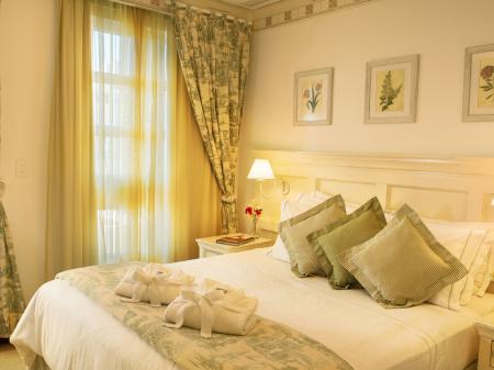 Jurere IL Campanario Villaggio Resort Zimmerbeispiel