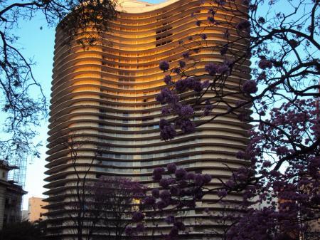 Gebäude von Oscar Niemeyer in Belo Horizonte