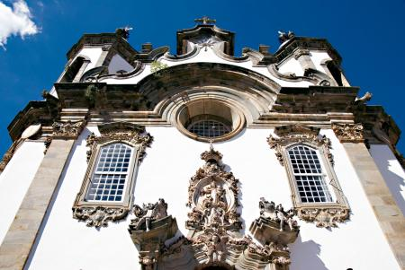 Kirche in Sao Joao del Rei