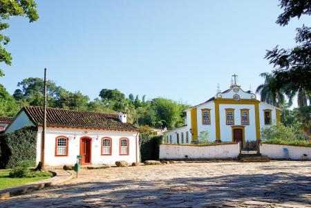 Koloniale Architektur in Tiradentes