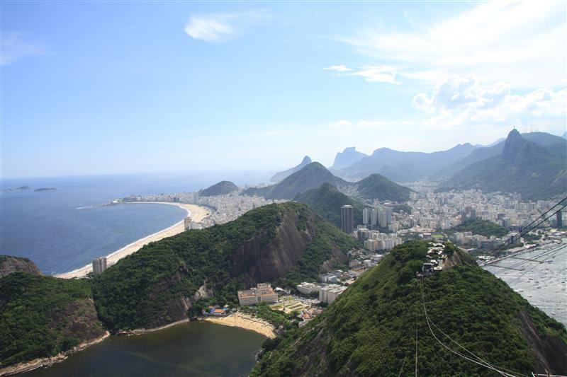 Brasilien Urlaub Rio de Janeiro Zuckerhut