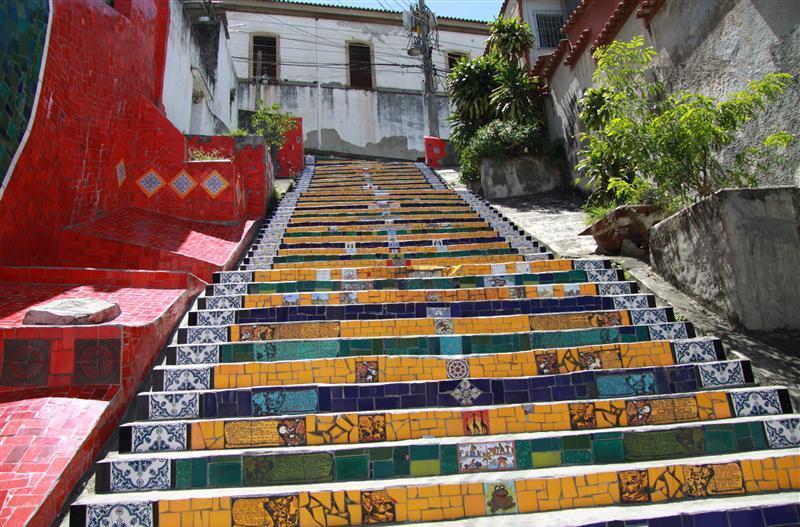 Brasilien Urlaub Reise historisches Rio de Janeiro