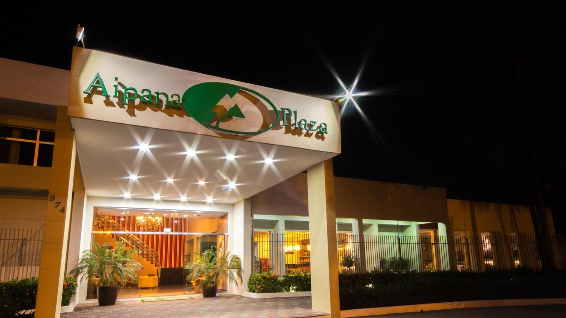 Brasilien Boa Vista: Standard Hotel - Hotel Aipana Plaza
