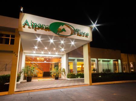 Hotel Aipana Plaza Außenansicht