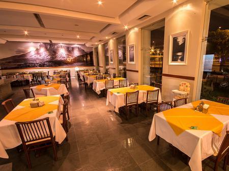 Hotel Aipana Plaza Restaurant