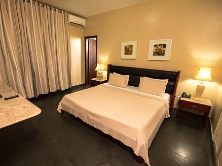 Hotel Aipana Plaza Zimmerbeispiel