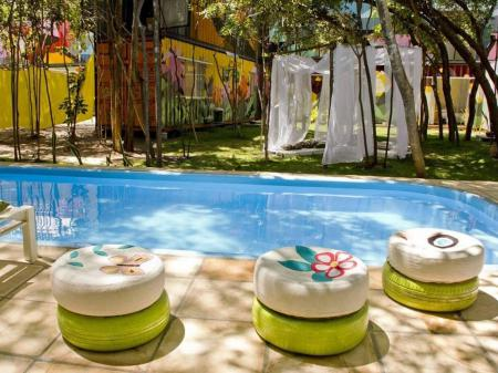 Bakano Eco Pousada Pool