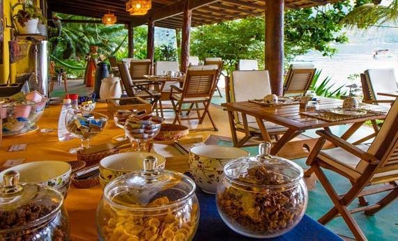 Pousada Sagu Mini Resort Rio de Janeiro Ilha Grande Brasilien 3