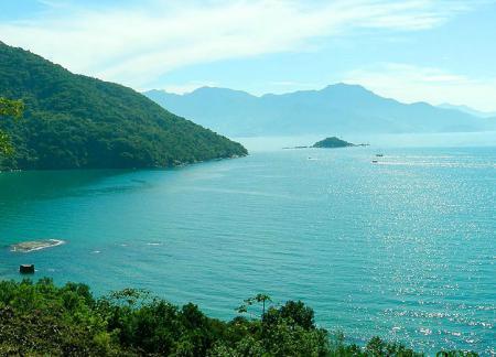Pousada Sagu Mini Resort Rio de Janeiro Ilha Grande Brasilien 4