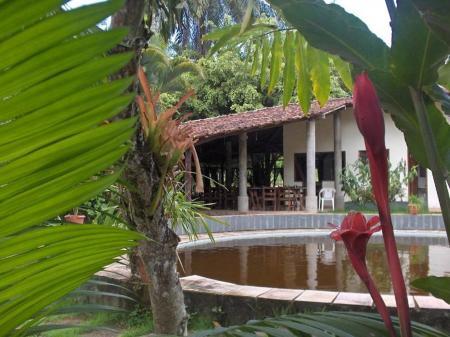 Hotel Paraiso das Aguas Außenanlage