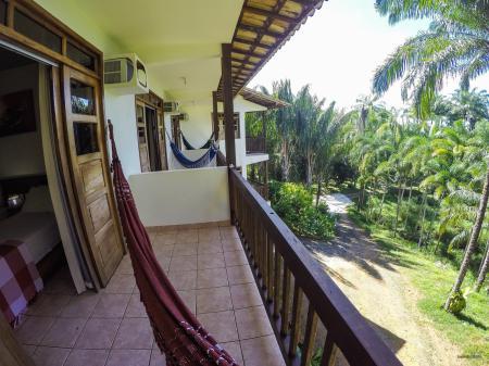 Hotel Paraiso das Aguas Balkon