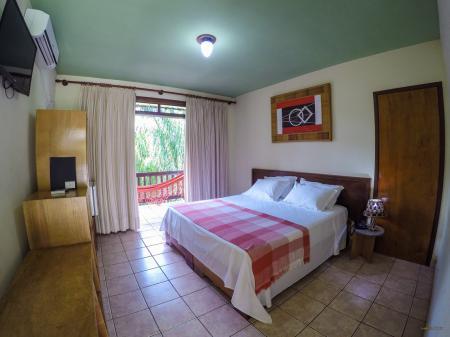 Hotel Paraiso das Aguas Zimmerbeispiel