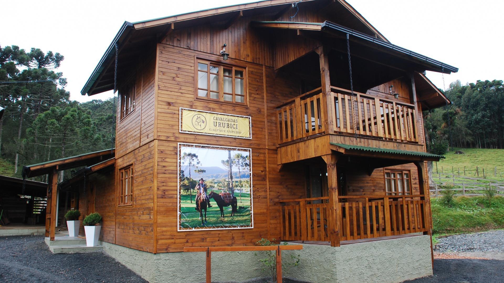 Sitio Ipe Amarelo Haupthaus