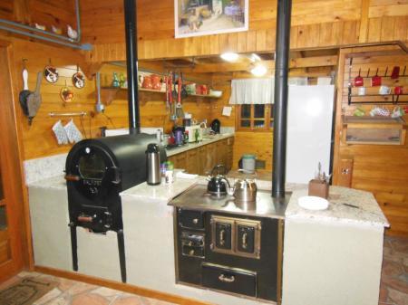Küche Sitio Ipe Amarelo