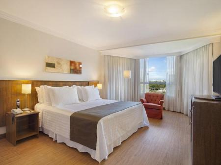 Suite Executive im Hotel Windsor Plaza Brasilia