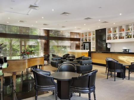 Lobby im Hotel Windsor Plaza Brasilia