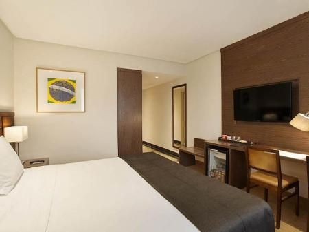 Doppelzimmer Standard im Hotel Windsor Brasilia
