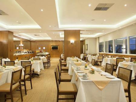 Restaurant im Hotel Windsor Brasilia