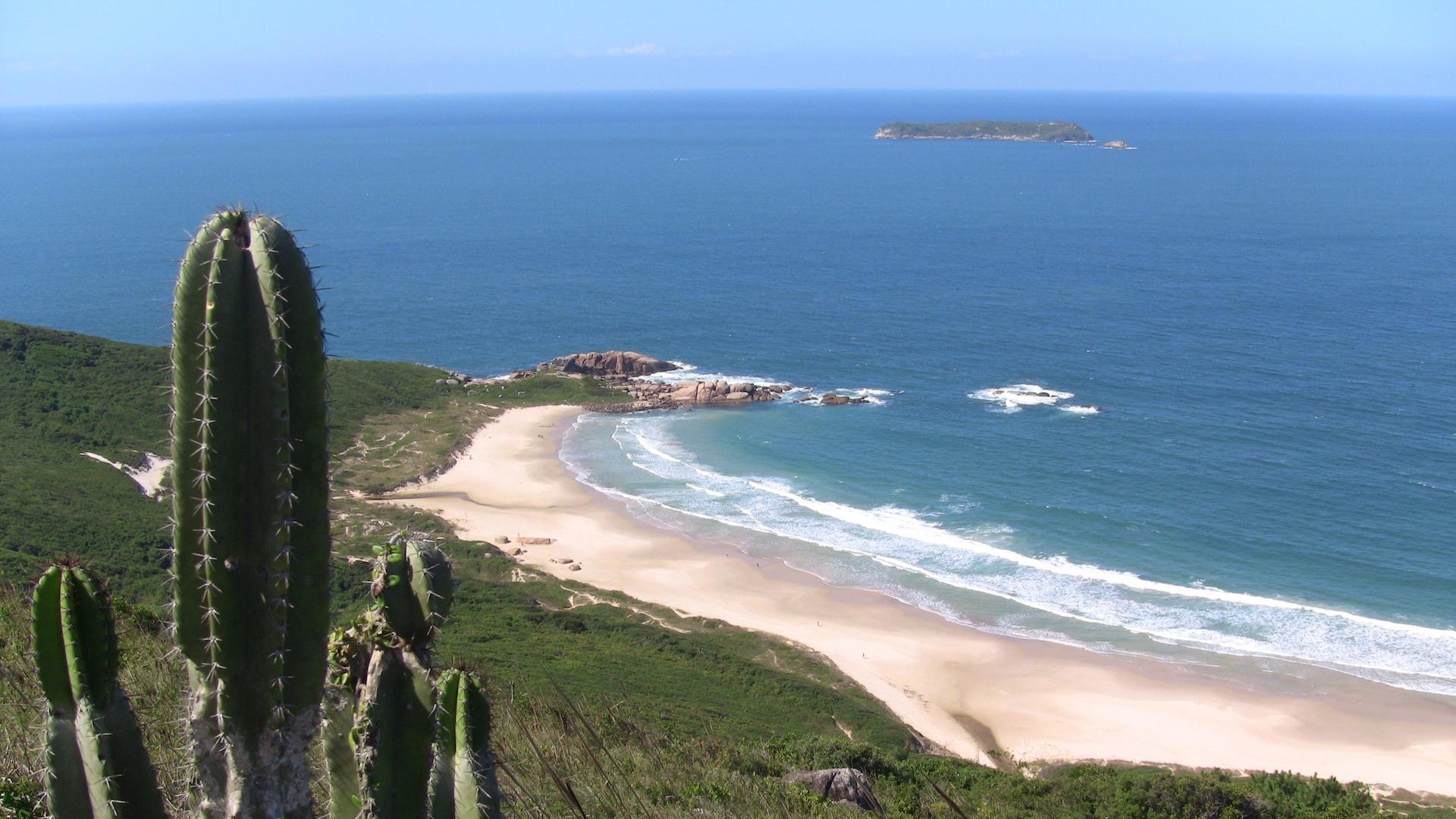 Mietwagenreise Florianopolis 4 Tage Reisebaustein Lagoinha do Leste