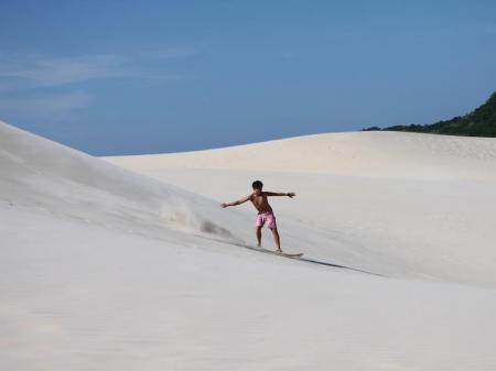 Sandboarding Florianópolis