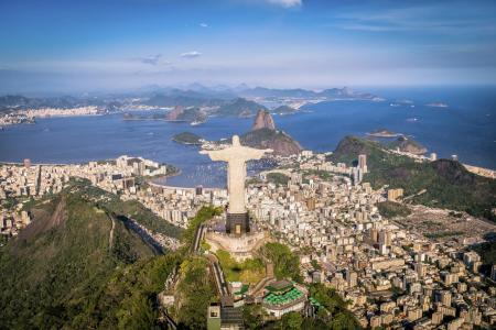 Panorama von Rio