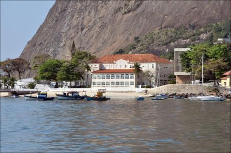 Guanabara Bucht Fuß des Zuckerhutes