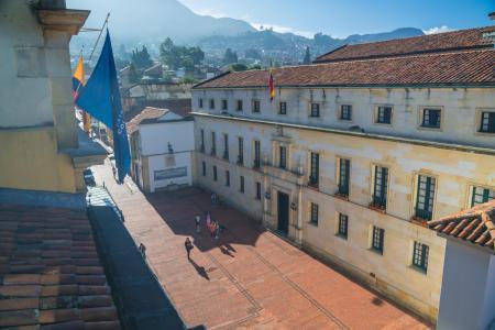 Erleben Sie eine Stadtführung durch die kolumbianische Hauptstadt Bogota und entdecken Sie den kolonialen Charme
