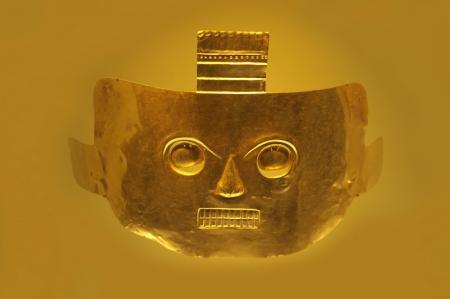 Entdecken Sie die antiken Schätze im Goldmuseum Bogotas auf dieser Rundreise in Kolumbien