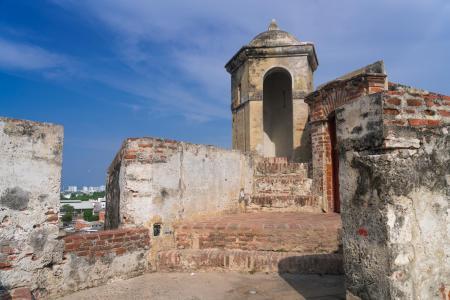 In Cartagena erleben Sie das historische Stadtzentrum und seine Sehenswürdigkeiten auf einem Stadtrundgang
