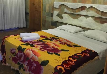 Landestypische Unterkunft Pousada Tapera Doppelzimmer