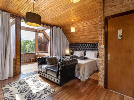Landestypische Unterkunft Morada dos Canyons Zimmerbeispiel