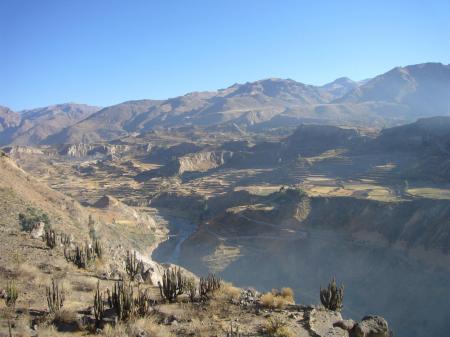 Erleben Sie den Colca Canyon auf Iehrer Peru Reise