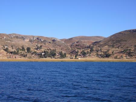 Begeben Sie sich auf einer Tour auf dem Titicaca See in Peru
