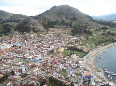 Besuchen Sie das bolivianische Dorf Copacabana am Titicaca See auf Ihrer Südamerika Reise