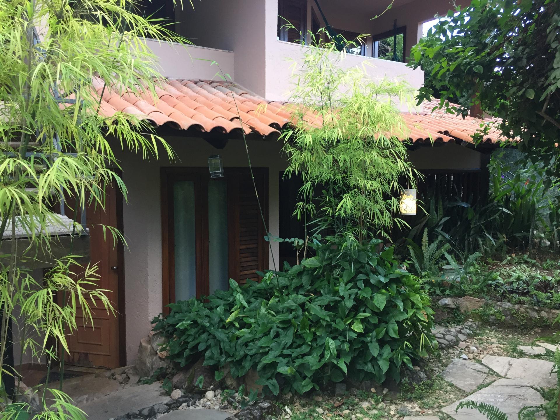 Pousada Casa das Flores Landestypische Unterkunft Brasilien Chapada dos Veadeiros