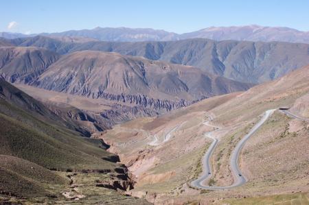 Reisen Sie in die Region der Puna Wüste im Norden Argentiniens