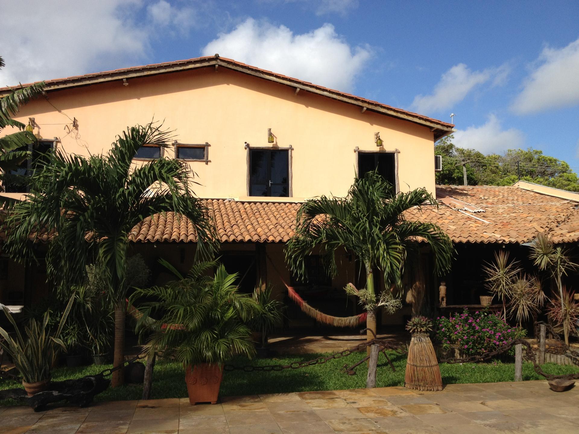 Landestypische Unterkunft Brasilien Lencois Maranhenses Pousada Vila Parnaiba: Gebäude