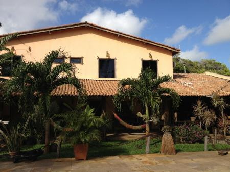 Pousada Vila Parnaiba Gebäude